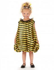 Disfarce de abelha para menina