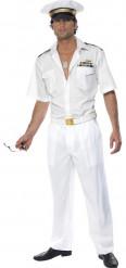 Disfarce capitão Top Gun™ homem