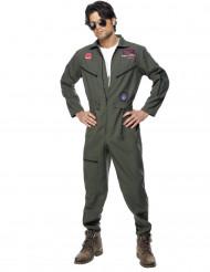 Disfarce piloto de caças Top Gun™ homem