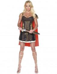 Disfarce de gladiadora sexy