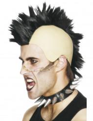 Peruca de punk homem