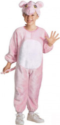 Disfarce Pantera Cor-de-rosa™ criança