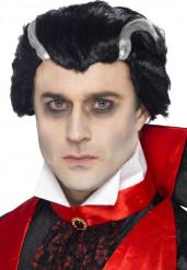 Peruca de vampiro homem Halloween
