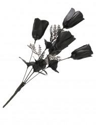 Buquê rosas pretas