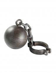 Corrente prisioneirao com bola