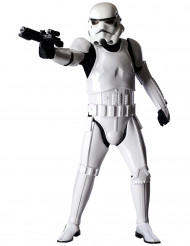 Disfarce oficial edição suprema Storm-Trooper™ adulto Star Wars™