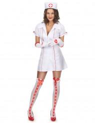 Disfarce de enfermeira mulher sexy