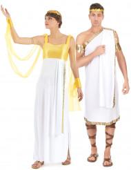 Disfarce casal greco-romano