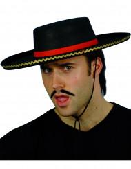 Chapéu de espanhol para adulto