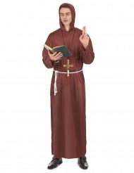 Disfarce de monge para homem