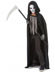 Disfarce assustador senhor da morte criança Halloween