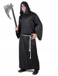 Disfarce segador tenebroso homem Halloween