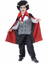 Disfarce de vampiro especial Dia das Bruxas para menino