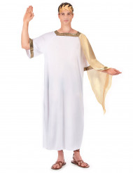 Disfarce imperador romano homem