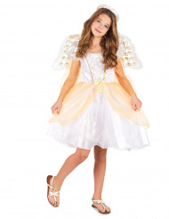Disfarce de anjo para menina