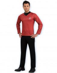Disfarce vermelho Star Trek™ homem
