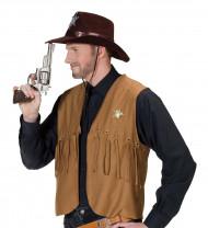 Pistola Ranger de cowboy de 26 cm