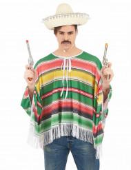 Disfarce de mexicano