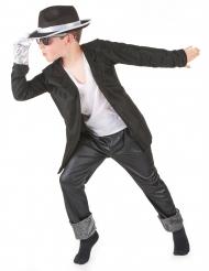 Disfarce de estrela pop para rapaz