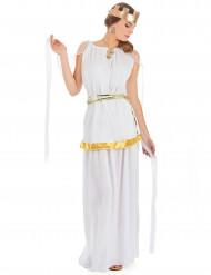 Disfarce de deusa grega para mulher