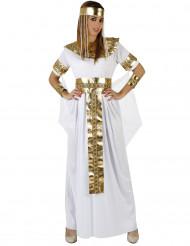 Disfarce rainha do Egipto de mulher