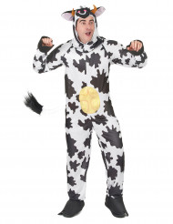 Disfarce vaca para adulto