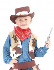 Disfarce de cowboy para rapaz
