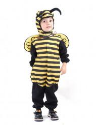 Disfarce abelha rapaz