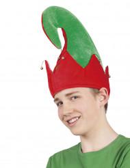 Gorro duende adulto Natal