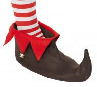 Sapatos de elfo natal