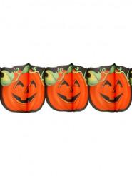 Grinalda de abóboras Halloween