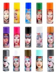 Spray de tinta para cabelo