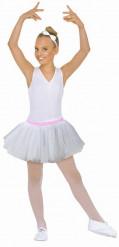 Tutu dançarina menina