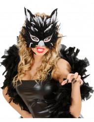 Máscara de Gato para adulto