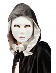 Máscara branca para adulto