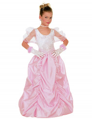 Disfarce princesa Pamela para menina