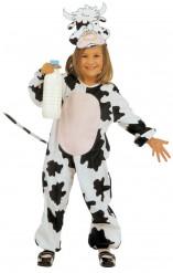 Disfarce vaca para menina