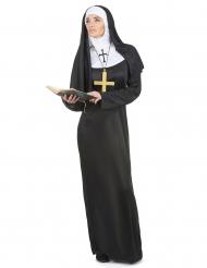 Disfarce de freira para mulher