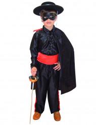 Disfarce justiceiro mascarado para rapaz