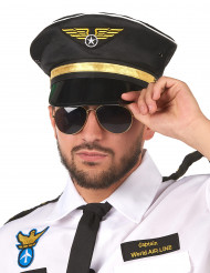 Boné piloto adulto