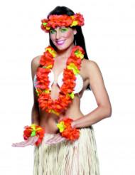 Kit havaiano vermelho