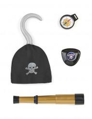 Kit pirata de plástico