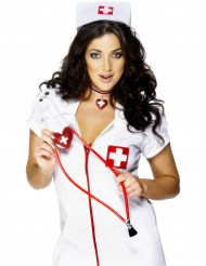 Estetoscópio de enfermeira