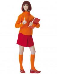 Disfarce Velma™ Scooby Doo™ mulher