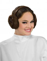 Penteado da princesa Leia Organa Star Wars™ mulher