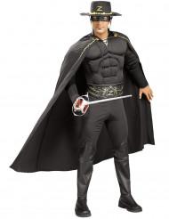 Fantasia de Zorro™ musculado para homem