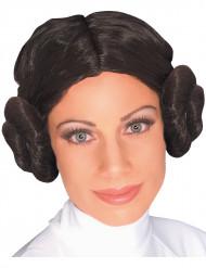 Peruca Princesa Leia Star Wars™ mulher