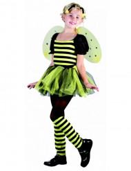 Disfarce abelha para menina