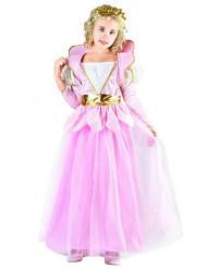 Disfrace de princesa menina