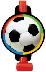 8 Línguas de sogra futebol